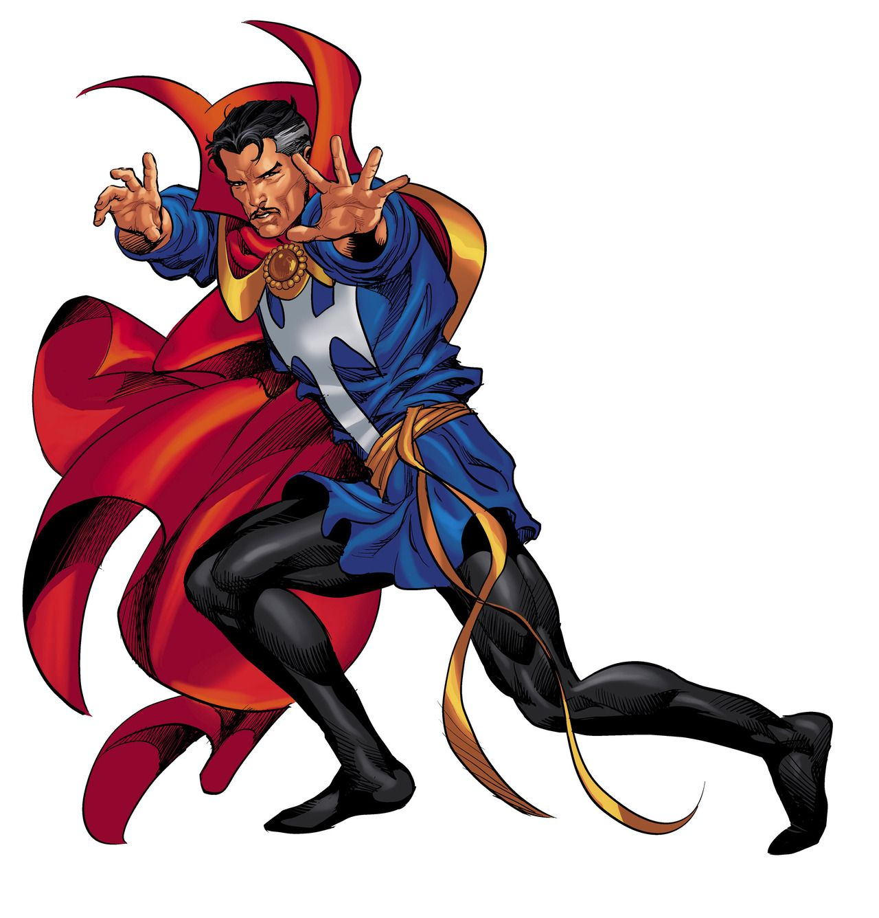 marvel comics dr strange