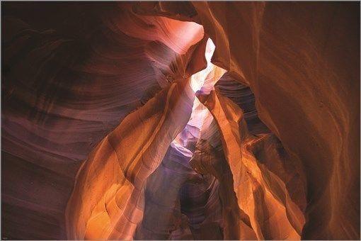 rock formation in UTAH DESERT nature photo poster UNUSUAL artistic 24X36 HOT