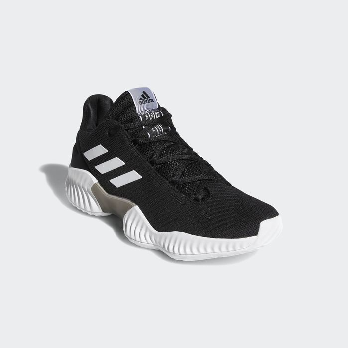 adidas Herren Pro Bounce 2018 Low Basketballschuhe