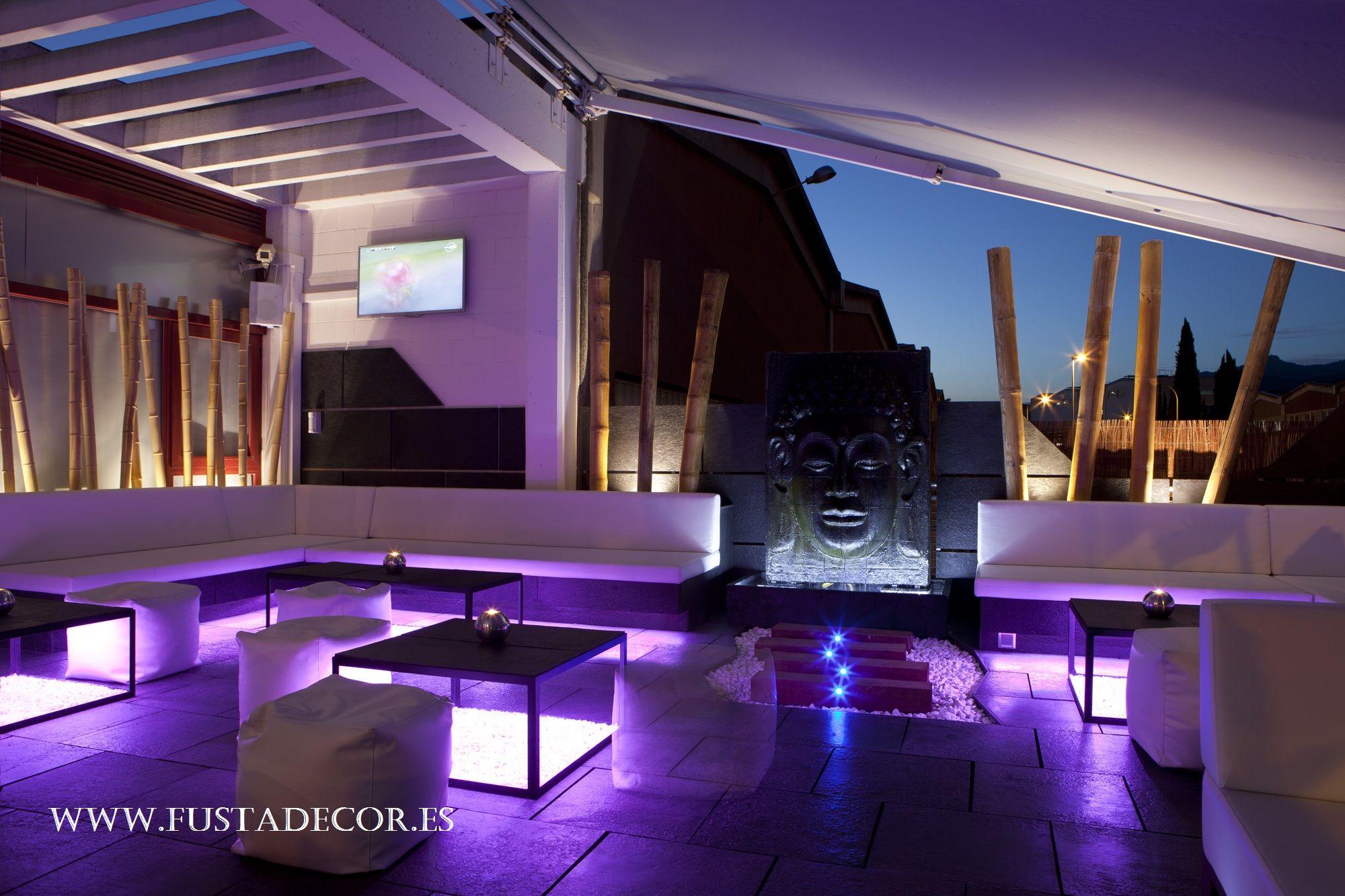 Terraza Chill Out Para Restaurante Bar Ho Tapas En La