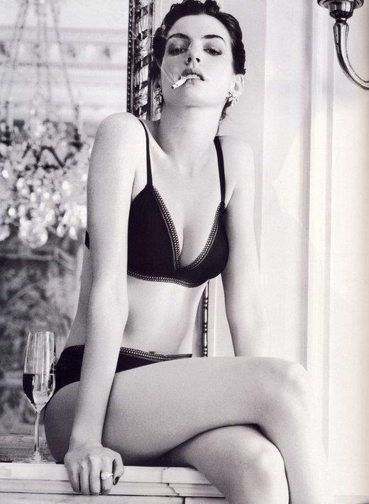 Anne Hathaway dieulois