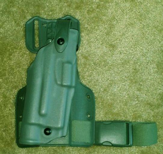 5.11 TACTICAL SERIES Ucr Thigh Rig Mallette Black 2 L 22 cm