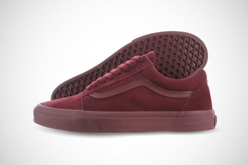 vans old skool mono port royale