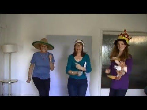 Mitcham Library Service - I Got This Hat - National Simultaneous Storytime 2016 - YouTube