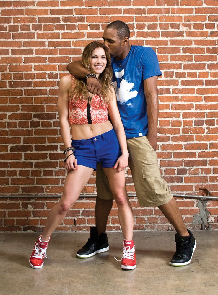 "Allison Holker and Stephen ""tWitch"" Boss by ..."