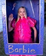 Halloween costume ideas for girls Barbie in a Box Costume Ideas  sc 1 st  Pinterest & 50 Creative Halloween Costume Ideas for Girls | Costumes Halloween ...
