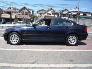 2001 Used BMW 3 Series Sedan-Car export