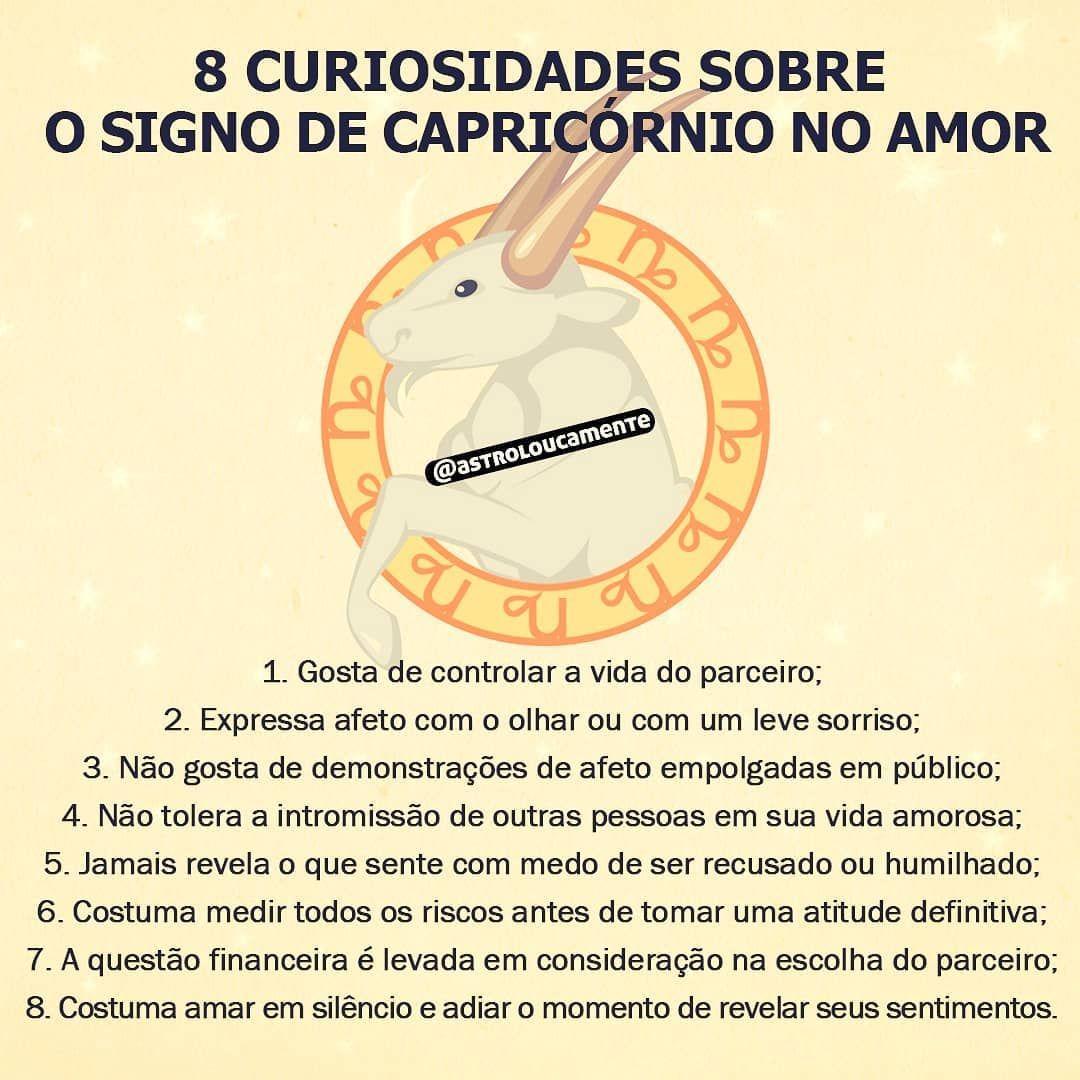 8 Curiosidades Sobre O Signo De Capricornio No Amor Beijos