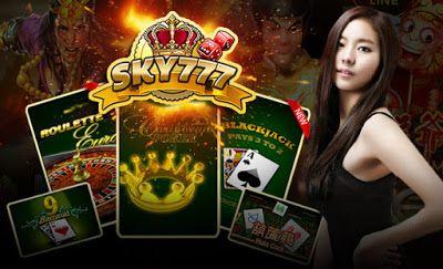 sky777 slot game