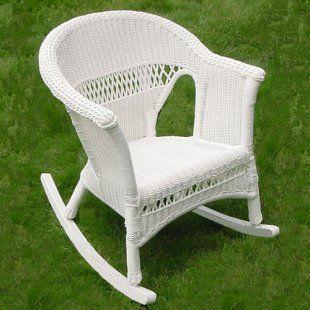 Wicker Furniture Shop At Hayneedle Com Wicker Rocking Chair Wicker Rocker Outdoor Wicker Chairs