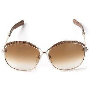 9f19e287a4b95 CHROME HEARTS  Fluffer  sunglasses 1