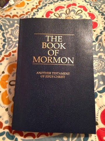 Book of mormon short summary