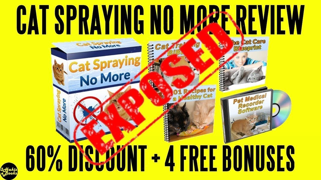 Cat spray no more review 2018 warning dont buy cat