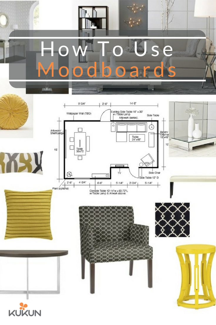 How To Use Moodboards To Create Beautiful Interiors Home Decor
