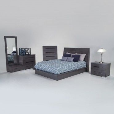 Bob\u0027s Platinum 9 Piece Queen Bedroom Set $999 - Bobs Furniture Bedroom Sets