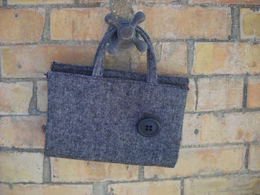 Taglia & cuoci: Book bag - borsa porta libro