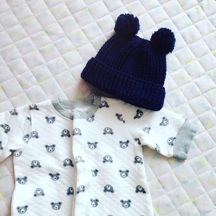 d6aedaaba9a56 あったかニット帽の作り方と作品紹介~親子で可愛く&お洒落にしっかり ...
