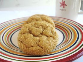 Baking and Mistaking: Ginger Molasses Cookies