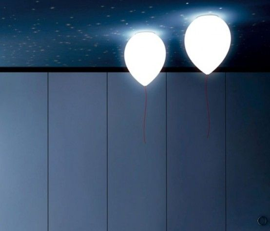 balloon lamps?! Yes.