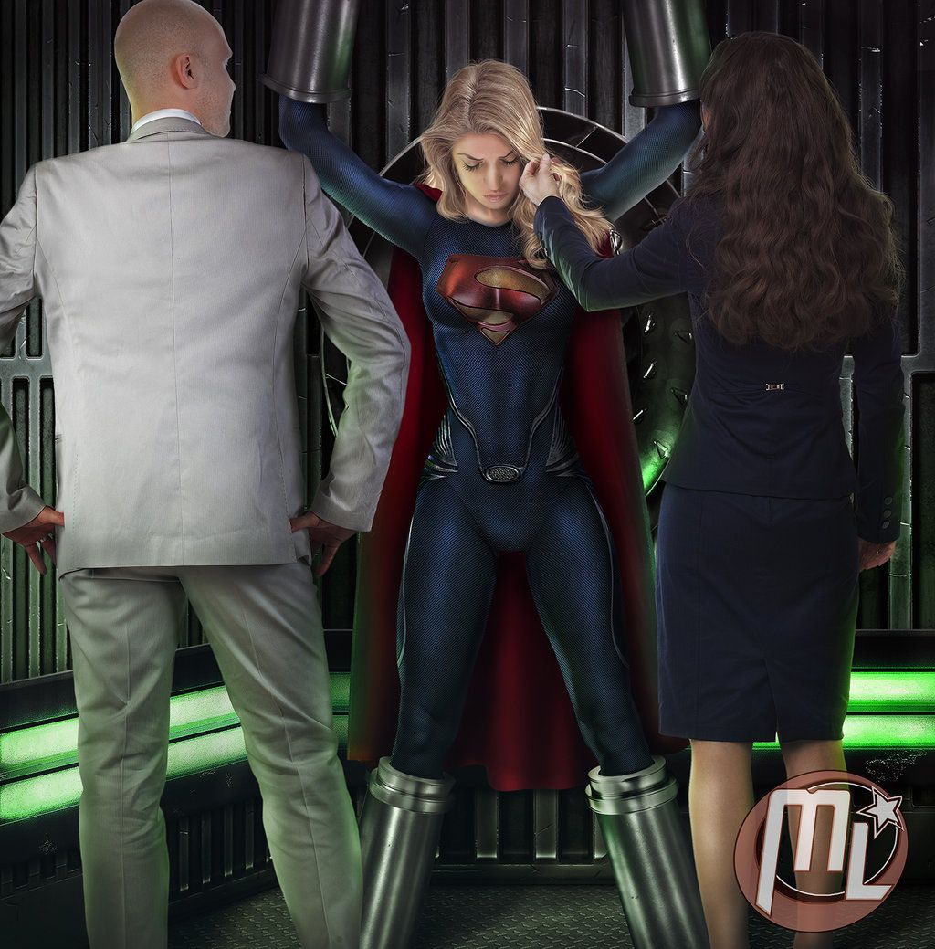 Girl dating lex luthor