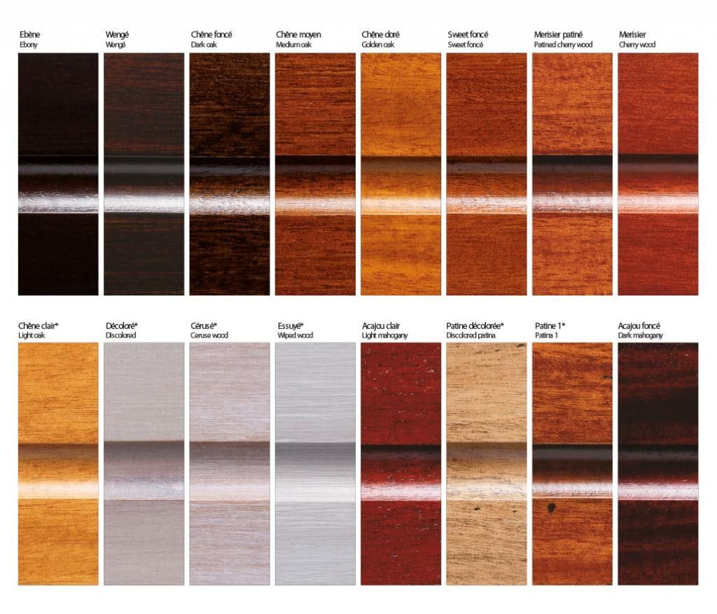 nuancier vernis bois avec nuancier vernis bois meuble. Black Bedroom Furniture Sets. Home Design Ideas