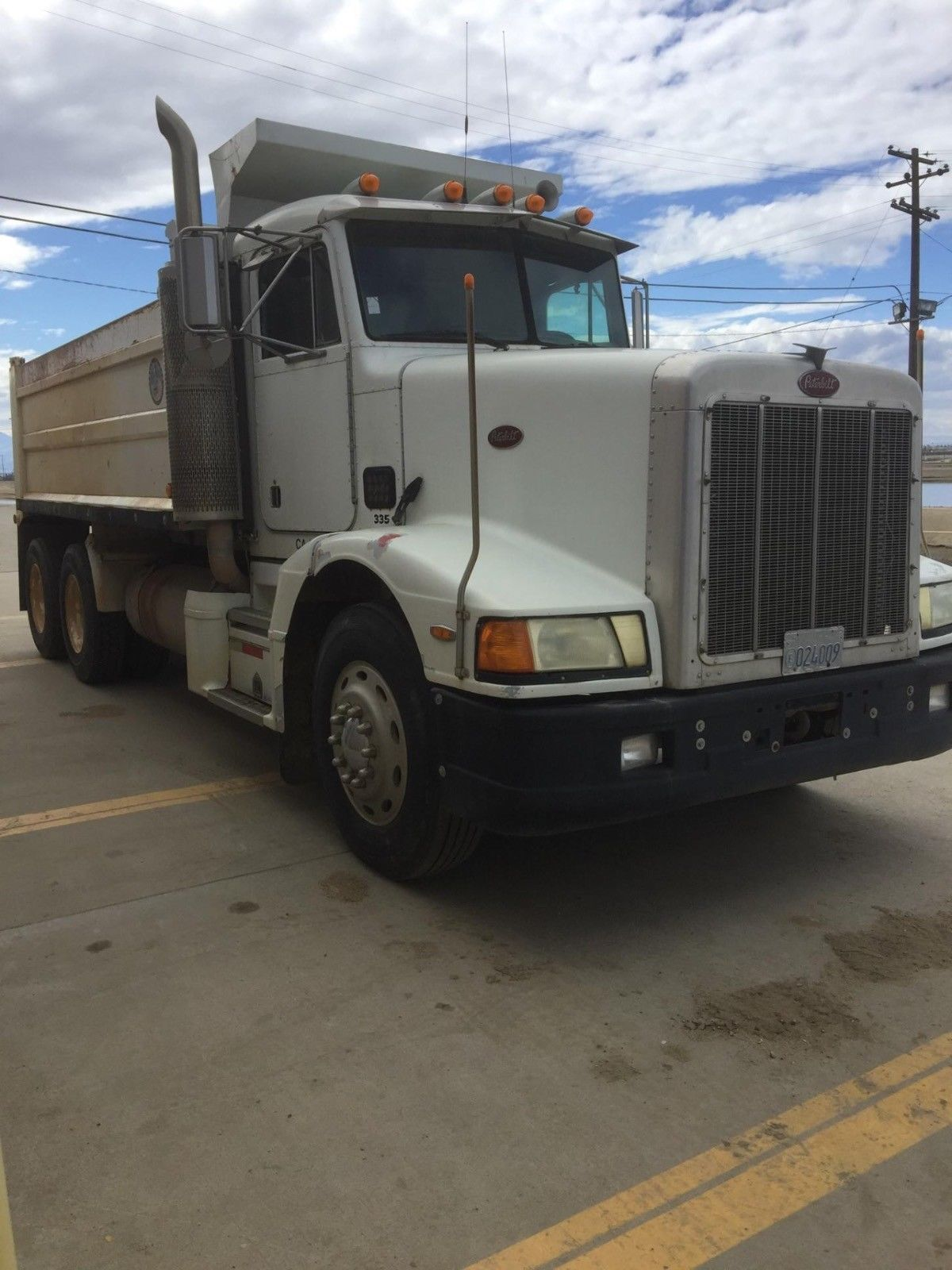 Strong 1987 Peterbilt 377 Dump Truck Trucks Trucks For Sale Dump Trucks For Sale