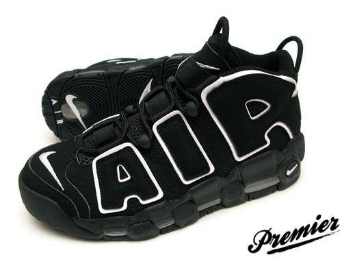 NIKE AIR MORE UPTEMPO | Nike, Schuhe