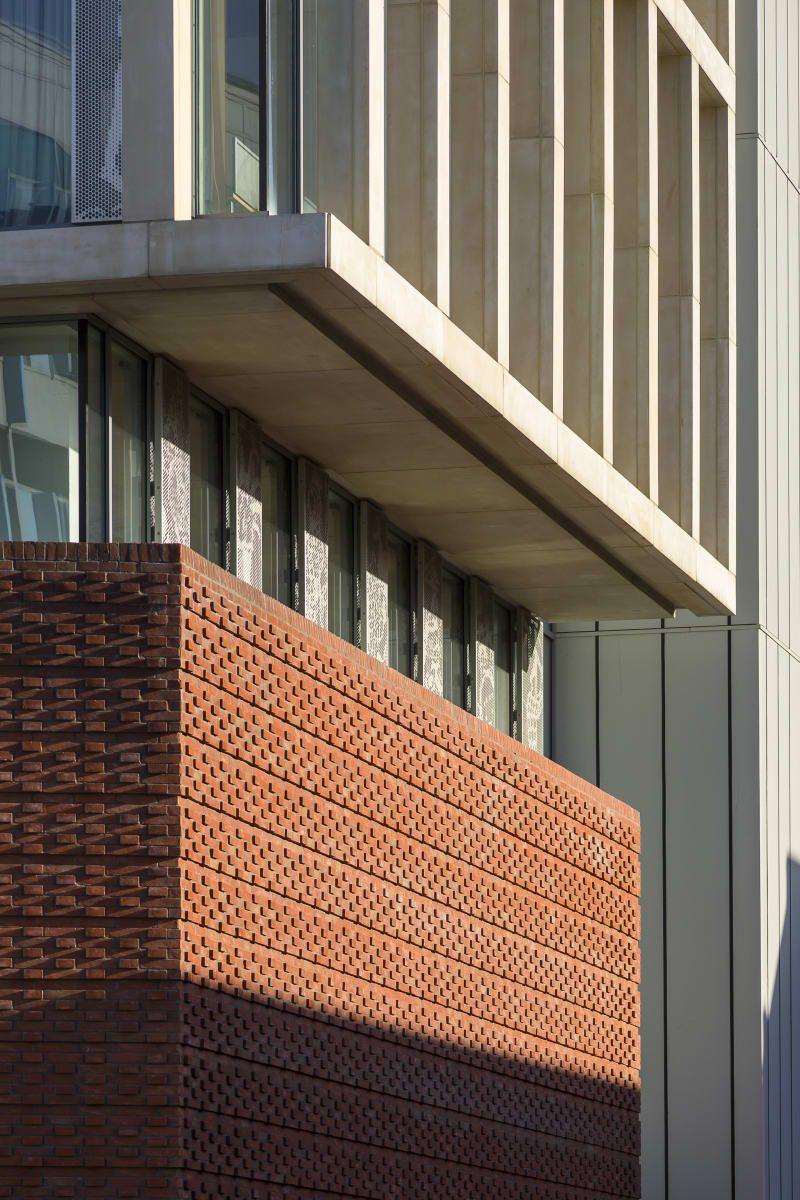 Proctor And Matthews Architects Uch2 University Of Brighton