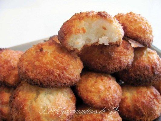 Rochers coco-amandes