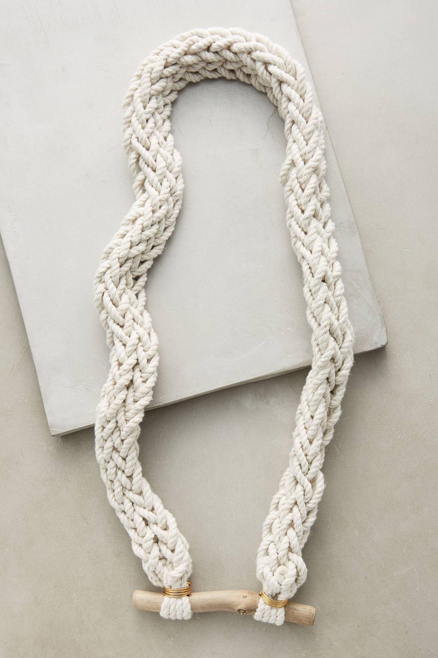 Bound Branch Necklace - anthropologie.com