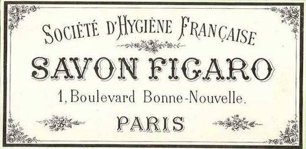 vintage french ephemera