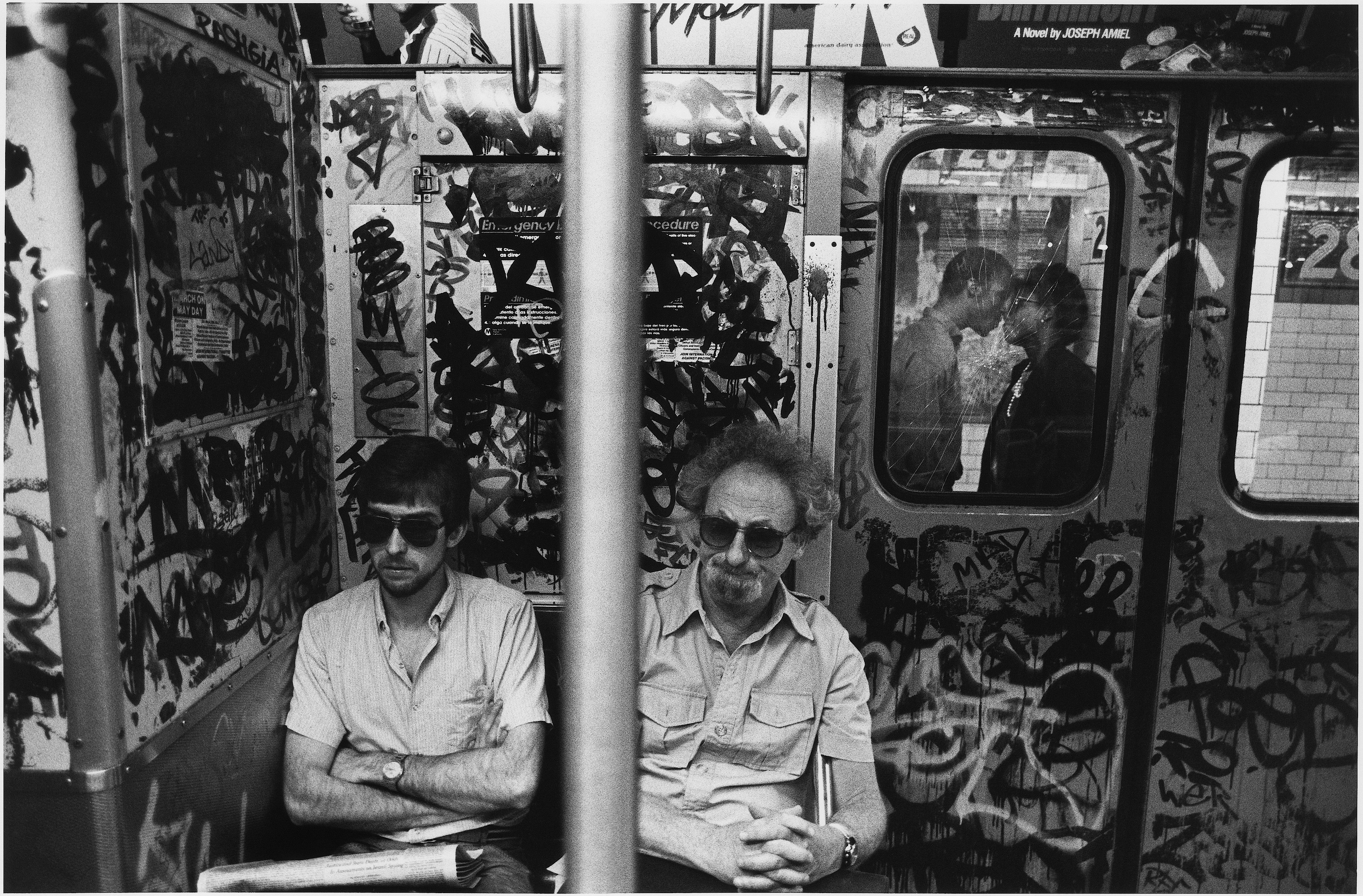 21 Incredibly Mesmerizing Photos Of New York City In The 1980s