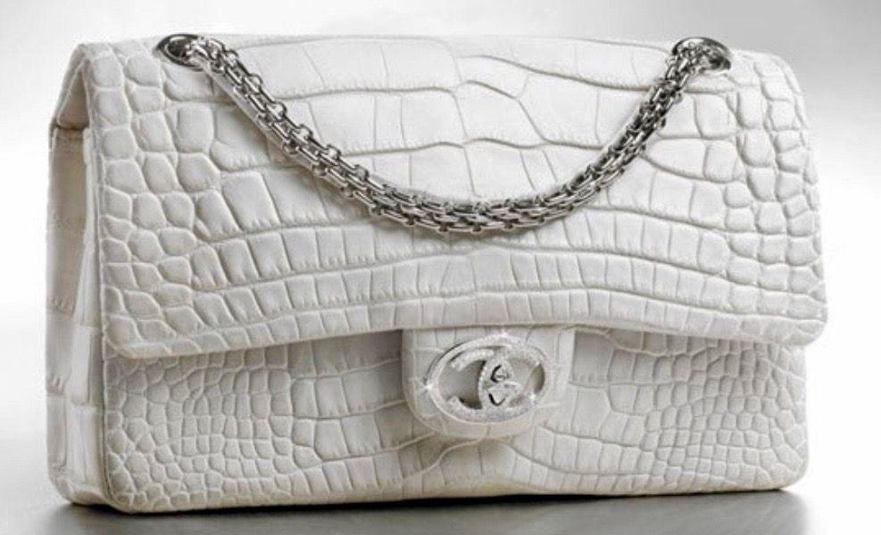 Diamond Chanel Bag