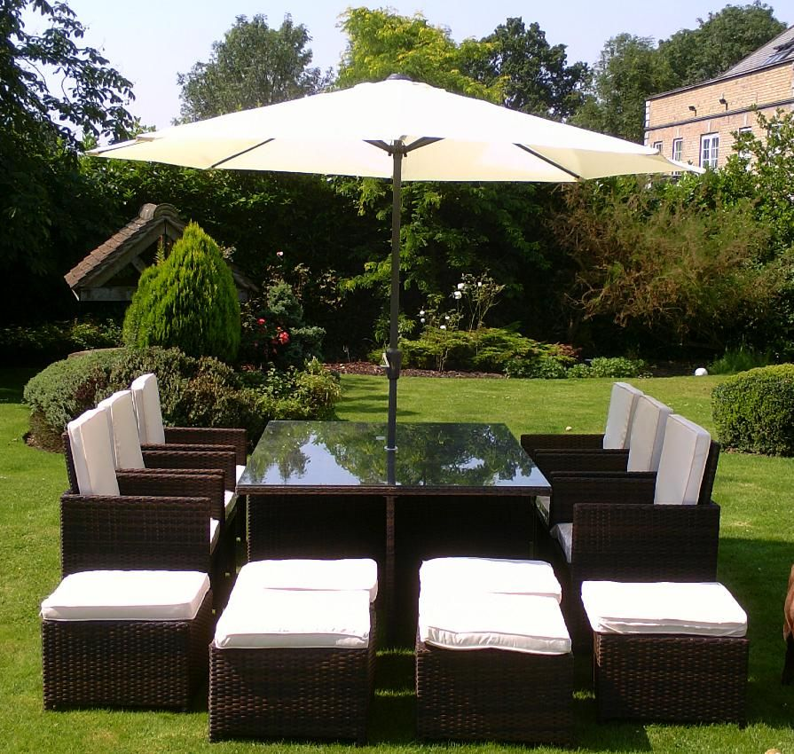 1000 images about garden on pinterest rattan dining sets and gas bbq black garden furniture