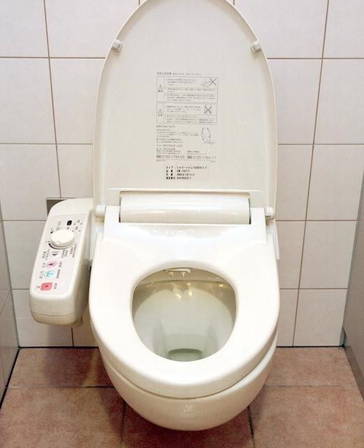 America Has the World's tiest Toilets | Bidet Features On ... on