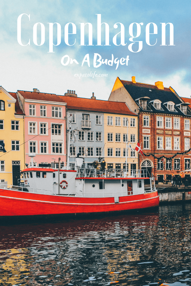 Planning to visit Copenhagen? What are the best things to do in Copenhagen on a budget? From Little Mermaid, Nyhavn colorful houses to Tivoli, read Copenhagen Travel Guide to find out best places to visit in Copenhagen, where to eat and drinks in Copenhagen and accommodation in Copenhagen. A perfect Copenhagen itinerary with insider tips for what to do during three days in Copenhagen here! #copenhagen #denmark #traveltips #travelguide #budgettravel #europe #traveleurope