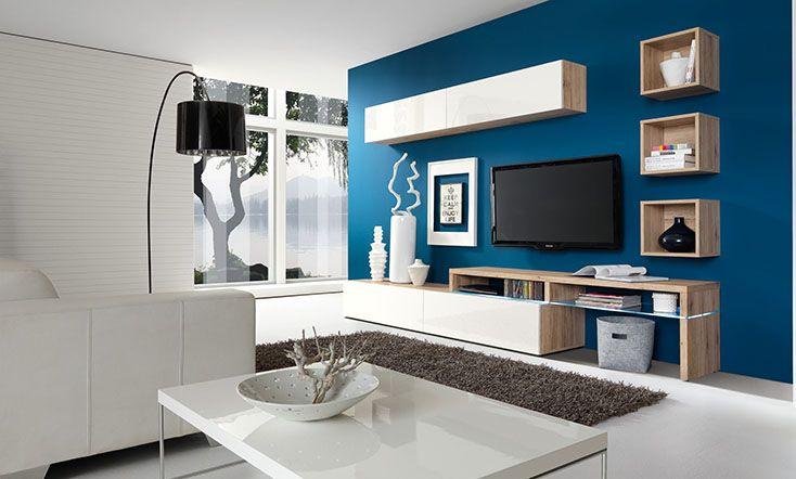 tv meubels colour art vastiau godeau wonen habiter pinterest tvs living rooms and room. Black Bedroom Furniture Sets. Home Design Ideas