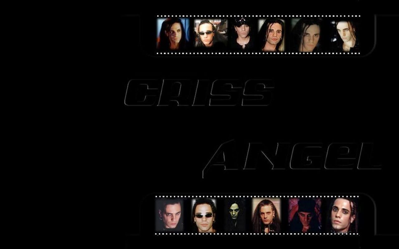 criss angel mindfreak[wallpapers Taringa CriSS AngelBeLIEve