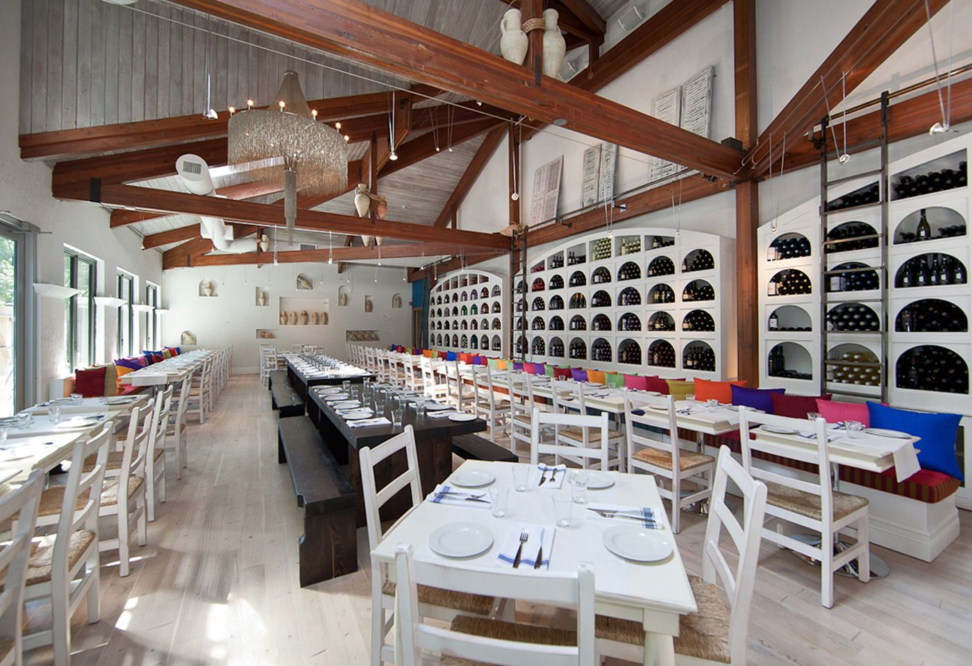 Trinity Taverna Greek restaurants, Restaurant