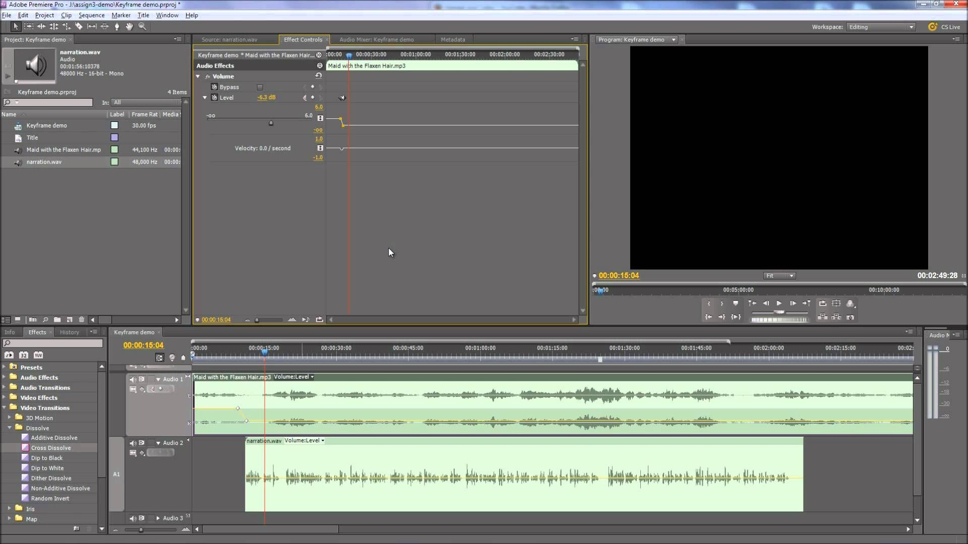 How To Record Audio In Premiere