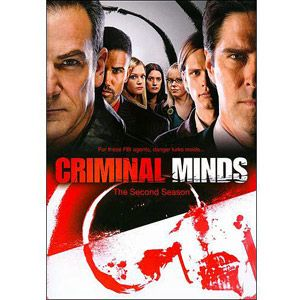 Criminal Minds The Second Season Dvd Walmart Com Criminal Minds Watch Criminal Minds Criminal Minds Season 2