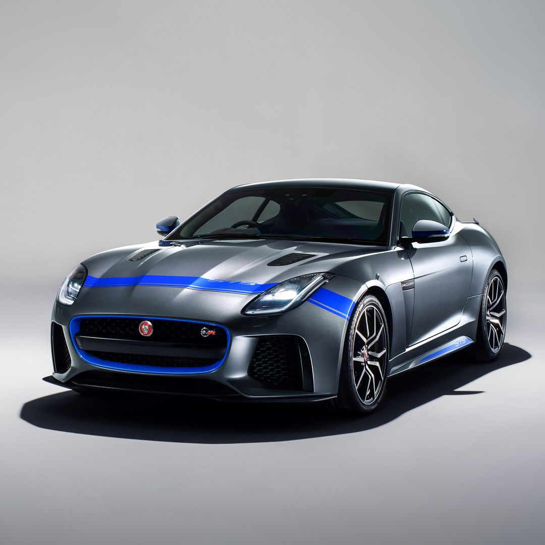 Stripes Earned This Is The New Jaguar Ftype Svr Graphic Pack Making Its World Debut At Gimsswiss Svo Supercar Gimsswi Jaguar Classic Cars Jaguar Type
