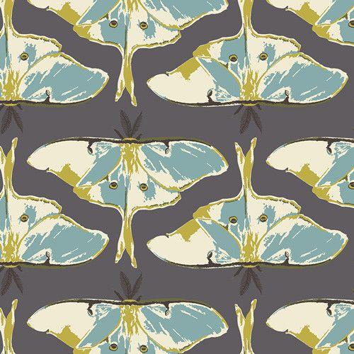 Luna Rising in Shadow - Art Gallery Fabrics – Fridays Off