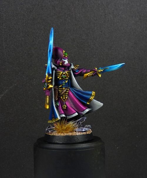Farseer from MaGie Miniature Painting Blog