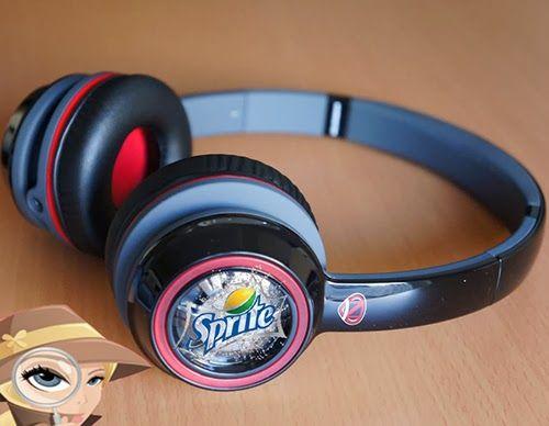 Free Sprite Giveaway Headphones New Headphones In Ear Headphones