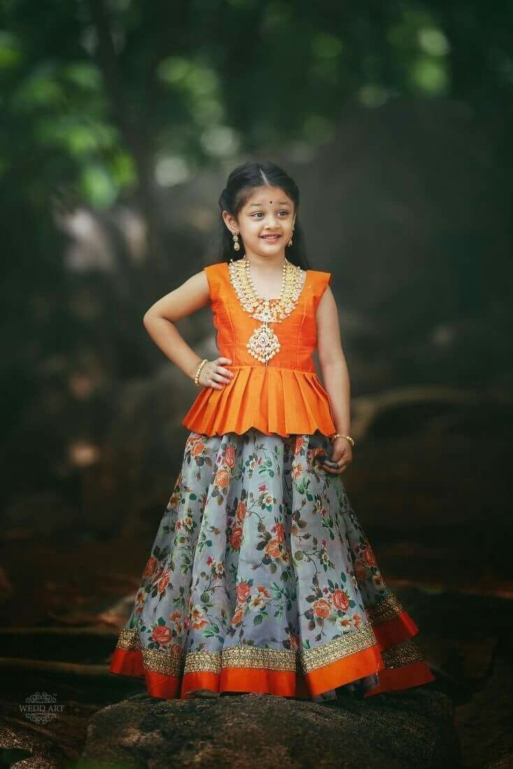 Pin von Spandana Reddy Sappidi auf Kids Fashion | Pinterest | Kind ...