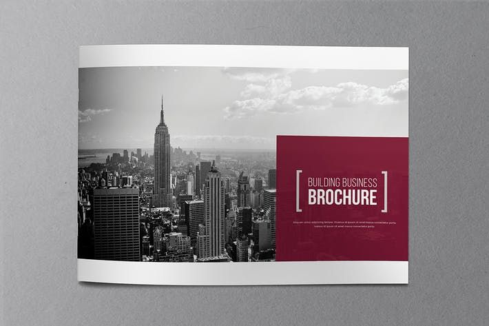Architecture Business Brochure 02 by Nody4Design