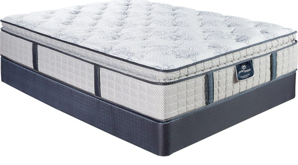 Serta Perfect Sleeper Largo Vista King Mattress Set King Mattress Set King Mattress Serta Perfect Sleeper