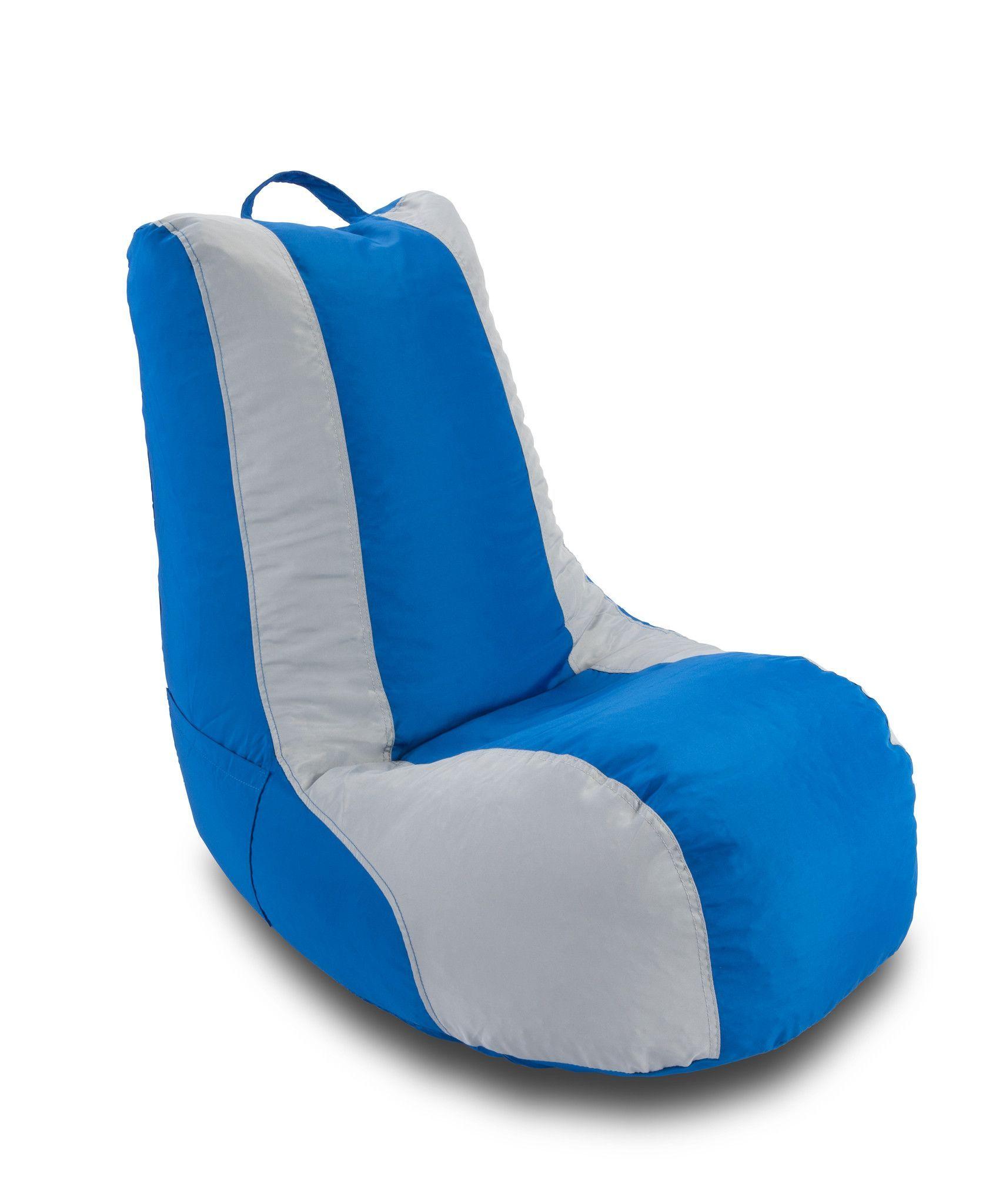 Michael Anthony Furniture School 2 Color Video Bag Blue
