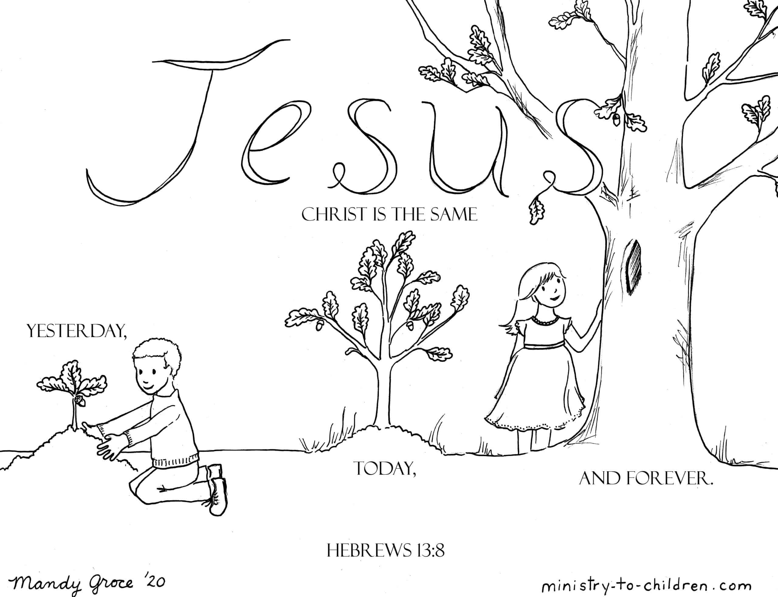 Church Of Jesus Christ Latter Day Saints Coloring Pages